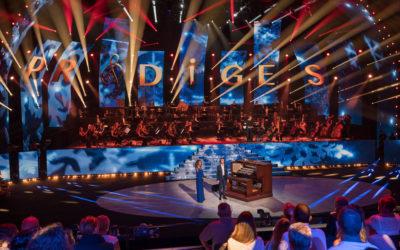 """Stan Théodas a présenté l'orgue à """"Prodiges"""""""